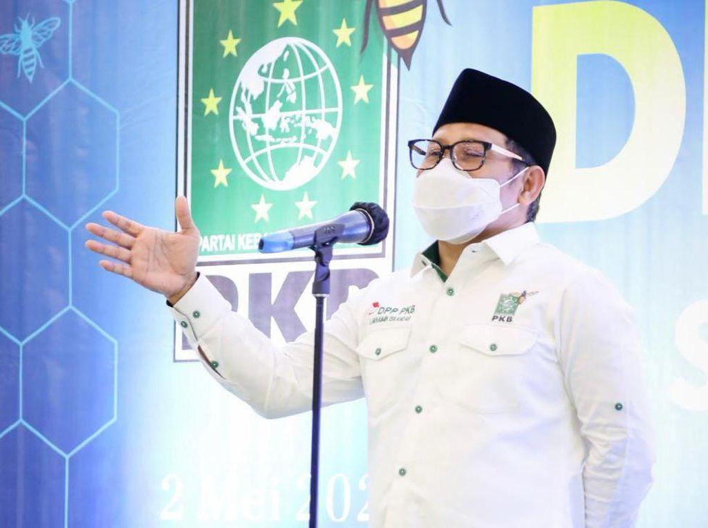 Ketua PKB Usul Cak Imin di Bawah Puan, Waketum Ingin di Atas AHY