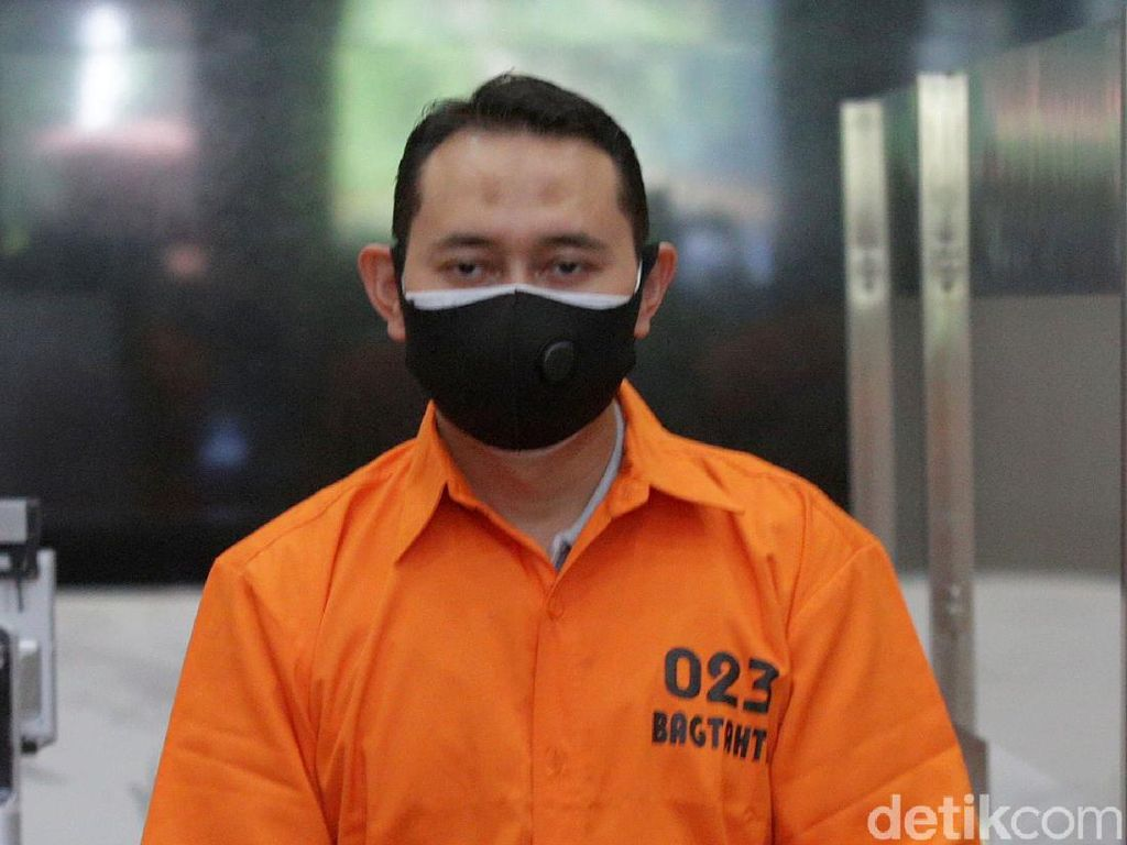 Berkas Perkara Kasus Suap Lengkap, Bupati Nganjuk Masih Ditahan di Polda Jatim