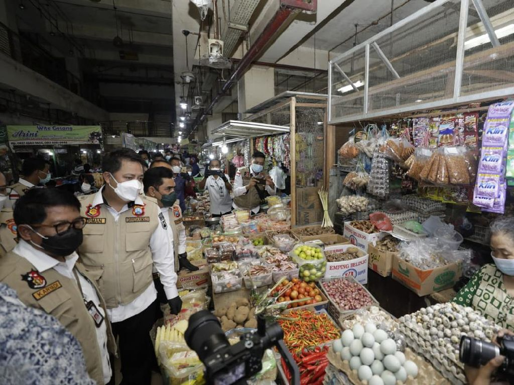 Harga Daging Sapi di Pasar Tradisional Surabaya Naik Jelang Lebaran 2021