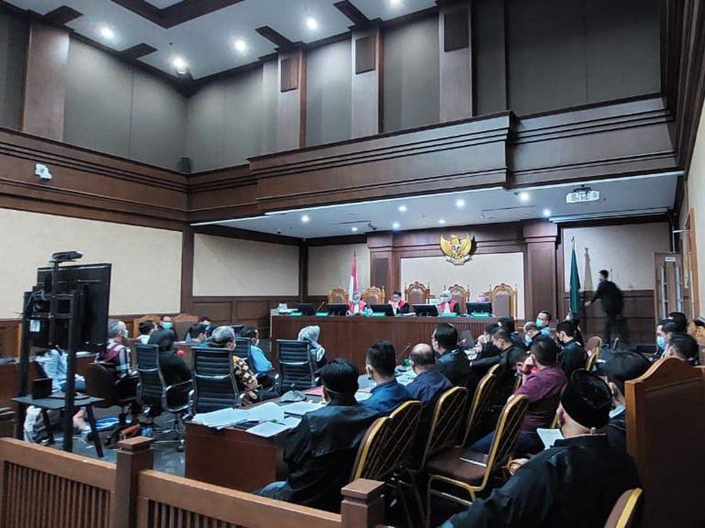 Hakim Marahi ASN KKP di Sidang Kasus Suap Edhy Prabowo