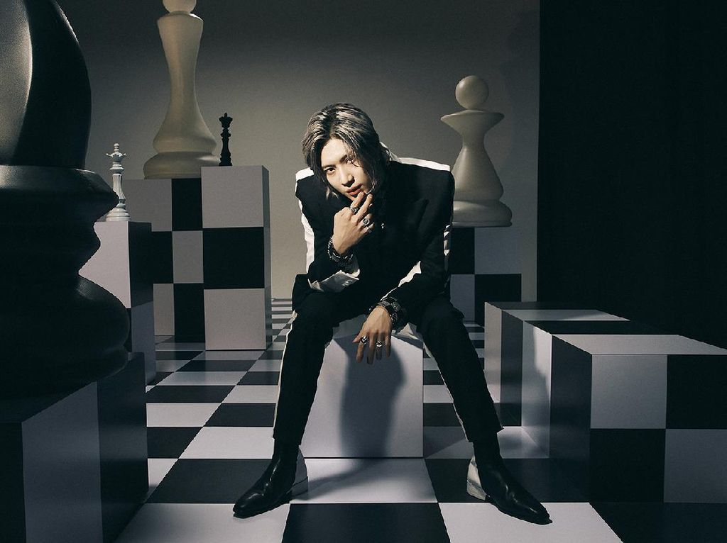 Rilis Advice, Taemin SHINee Dominasi iTunes Dunia