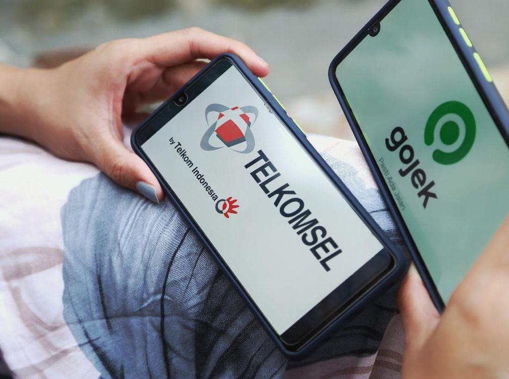 Investasi Telkomsel di Gojek Diprediksi Bikin Telkom Hoki