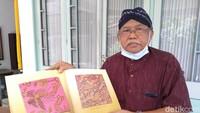 Cerita Go Tik Swan Protes Orde Baru Lewat Batik Kembang Bangah