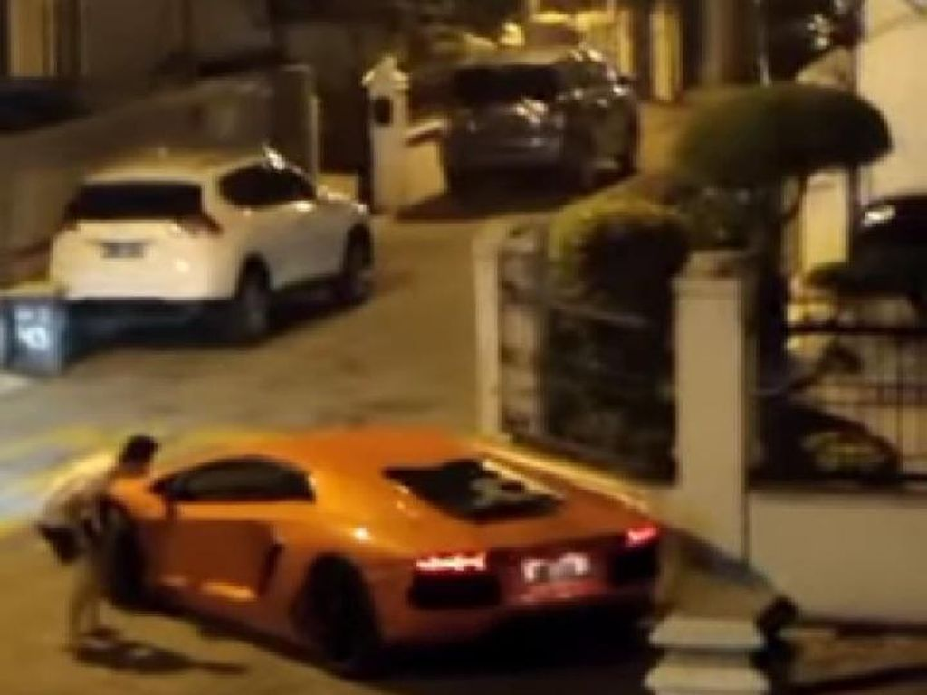 Viral Lamborghini Geber Knalpot di Kompleks Medan Ogah Ditegur Warga