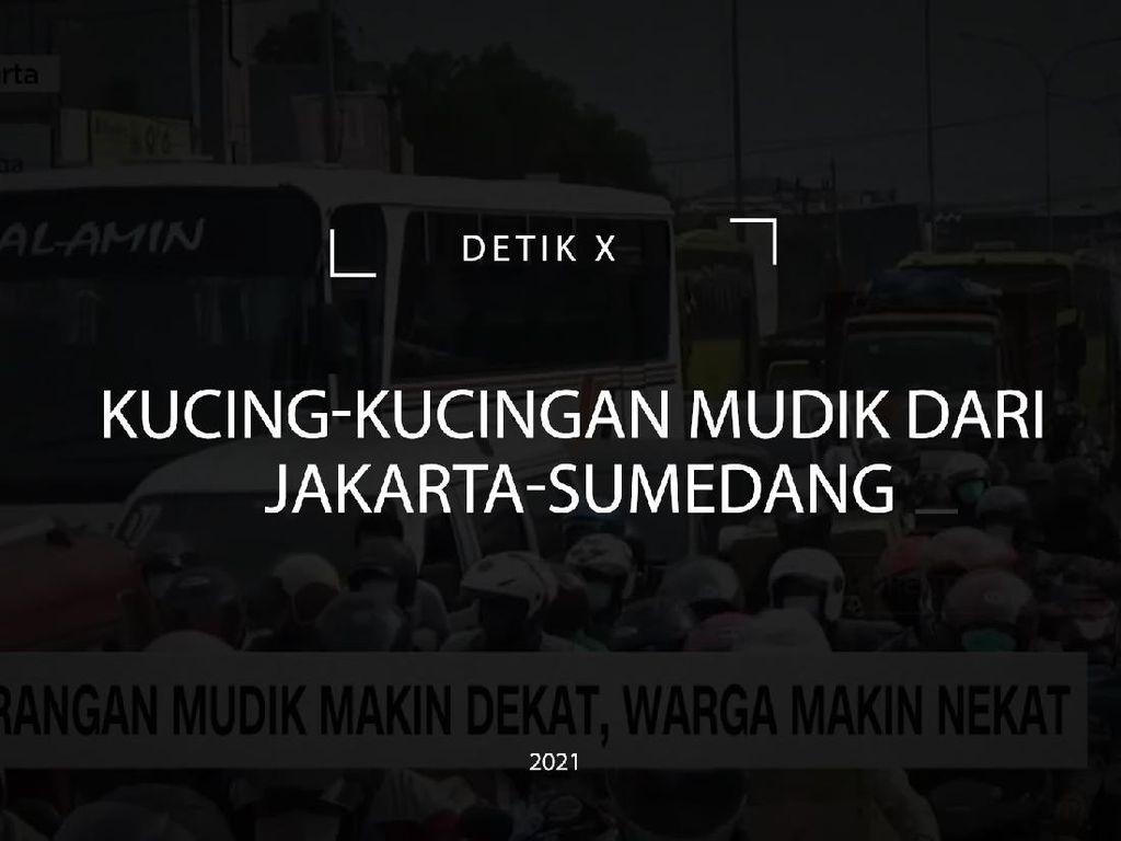 DetikX: 16 Jam Jakarta-Sumedang Bersama Travel Gelap