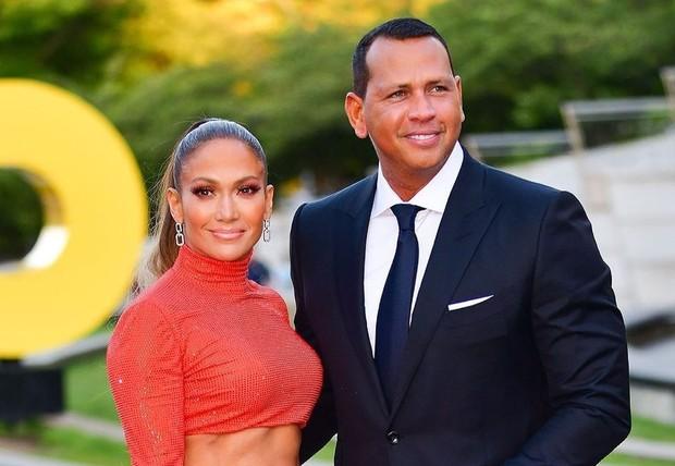 A-Rod dan J.Lo Saat Masih Bersama