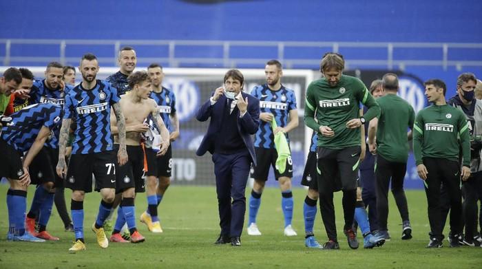 Inter Vs Roma: Nerazzurri Sudah Scudetto, tapi Tetap Serius!