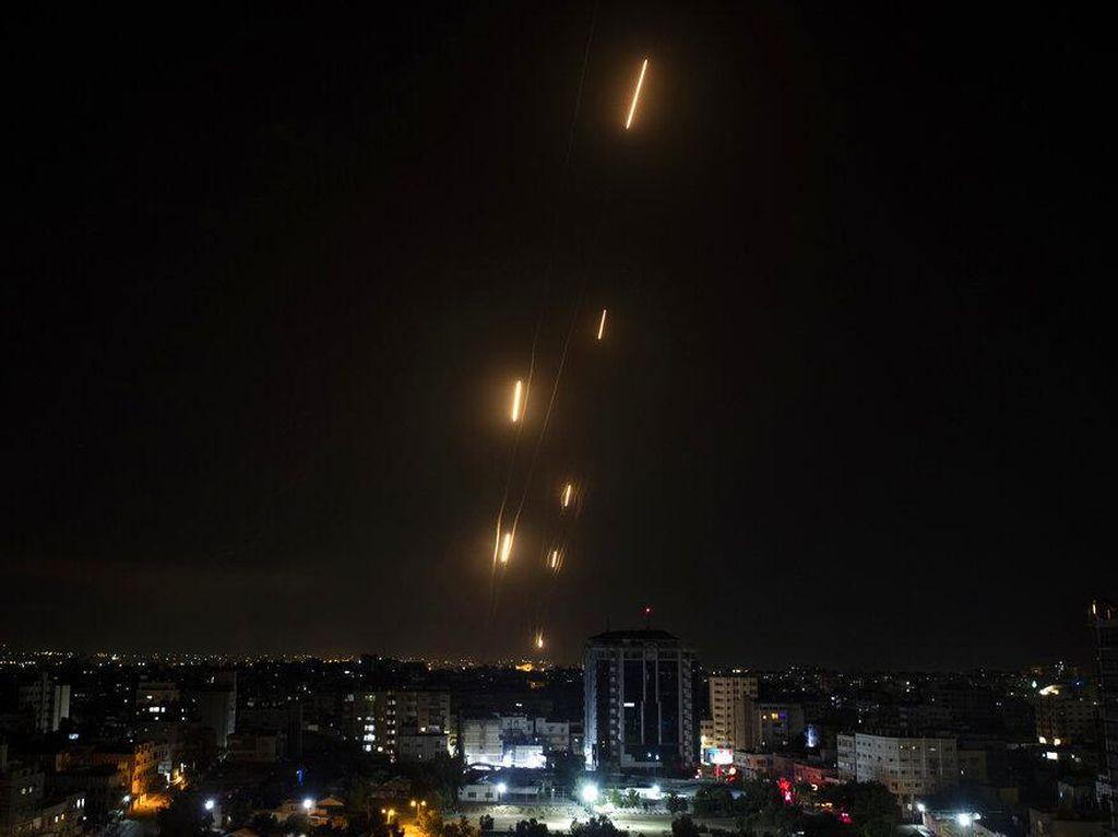 Roket Lebanon Ditembakkan ke Wilayah Israel