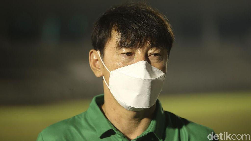Shin Tae-yong Mau Merevolusi Timnas Indonesia