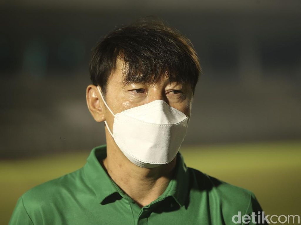 Optimisme Shin Tae-yong terhadap Masa Depan Timnas Indonesia