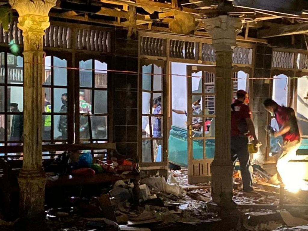 Petasan Bikin Petaka di Malam Lebaran, 3 Warga Kebumen Meregang Nyawa