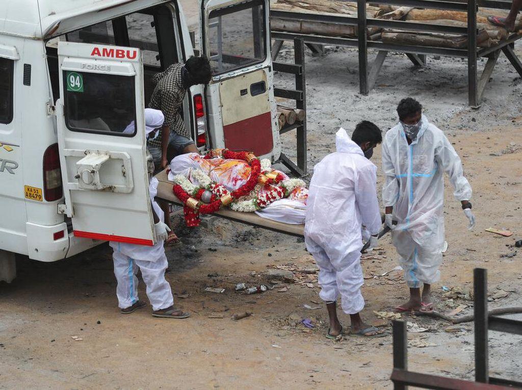 WHO Perkirakan Angka Kematian COVID-19 Global 2-3 Kali Lipat yang Dilaporkan
