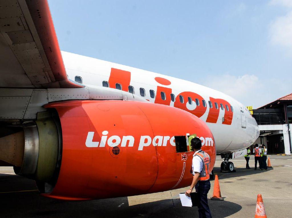 Lion Air: Penumpang Kurang dari 18 Tahun Dilarang Terbang