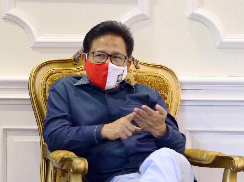 Muhaimin Iskandar Soroti Tak Efektifnya Larangan Mudik Pemerintah