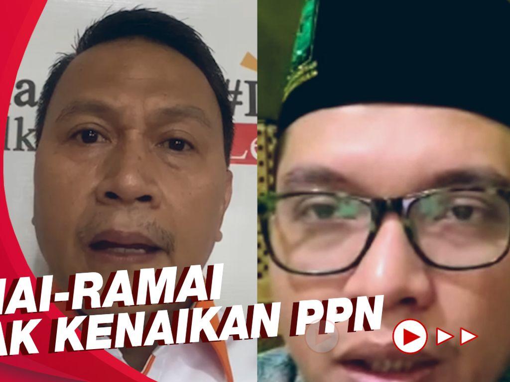 PDIP-PKS-PPP soal Wacana Kenaikan PPN: Ekonomi Berat, Berimbas ke Rakyat