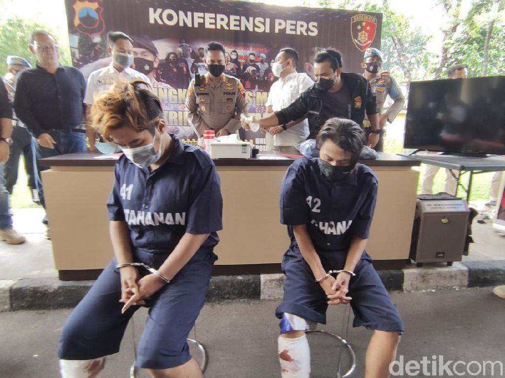 Pembunuh Wanita dalam Kamar Berasap di Semarang Ditangkap!