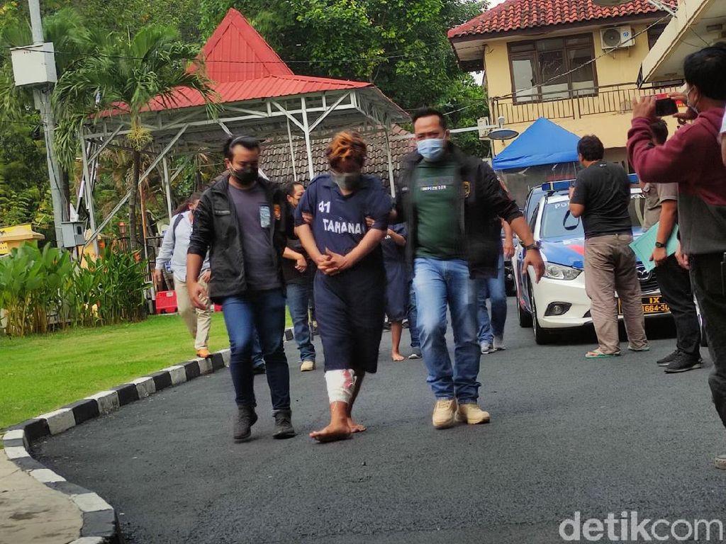 Usai Setubuhi-Bunuh Wanita di Kamar Kos Semarang, Pelaku Bakar Kasur