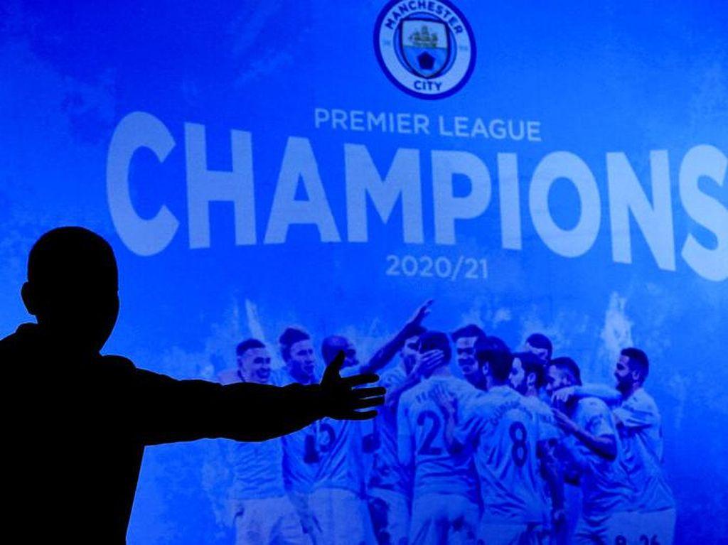 Video: Rekor-rekor Man City di Premier League Musim Ini