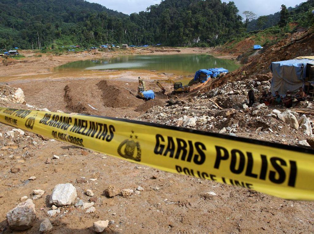 Tambang Emas Ilegal Diberantas, DPR: Kami Dukung!