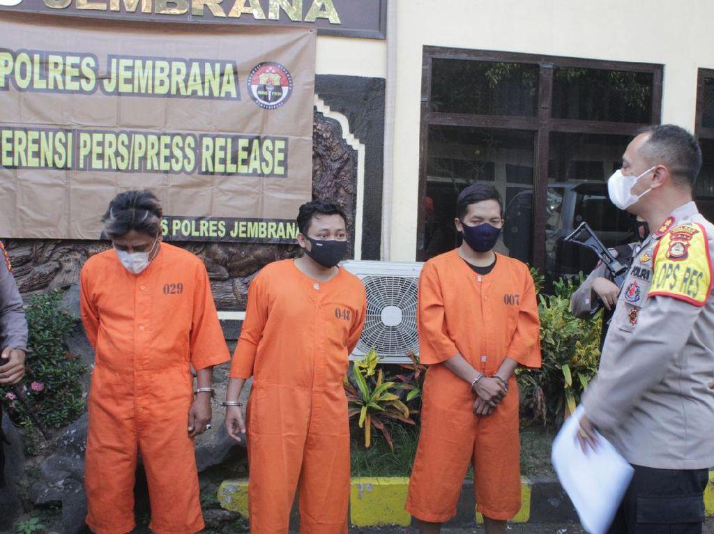 3 Pemalsu Surat Rapid Test Antigen Corona Ditangkap Polisi di Bali