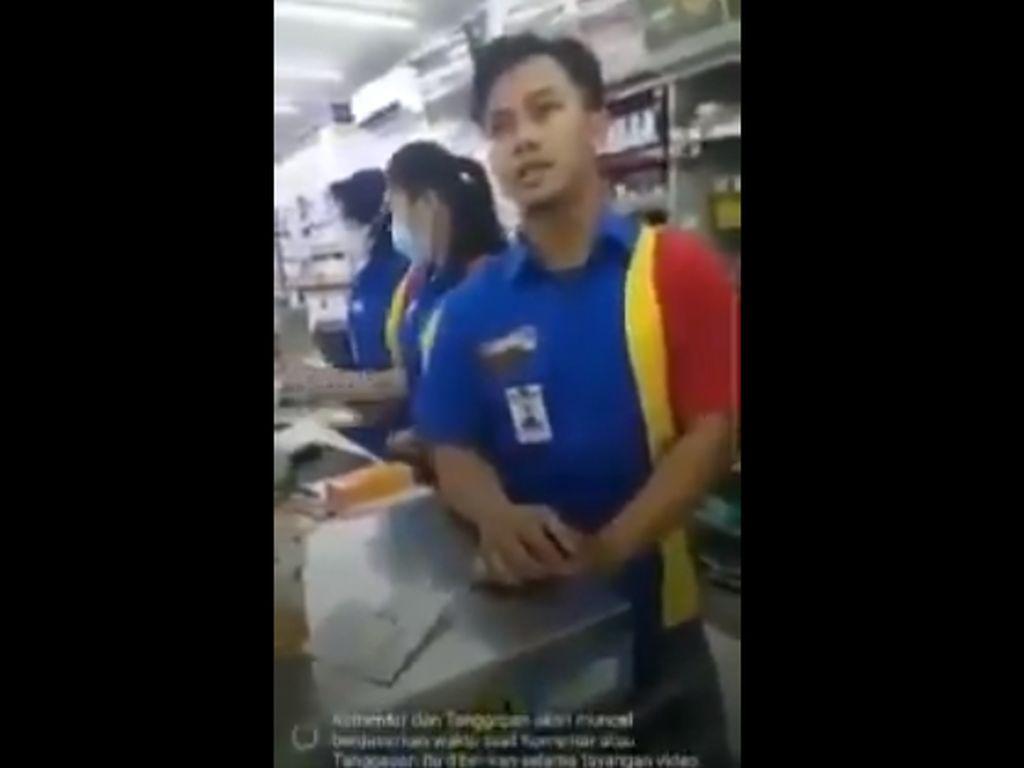 Viral Ortu Omeli Kasir Indomaret, Peritel Perlu buat SOP Konsumen