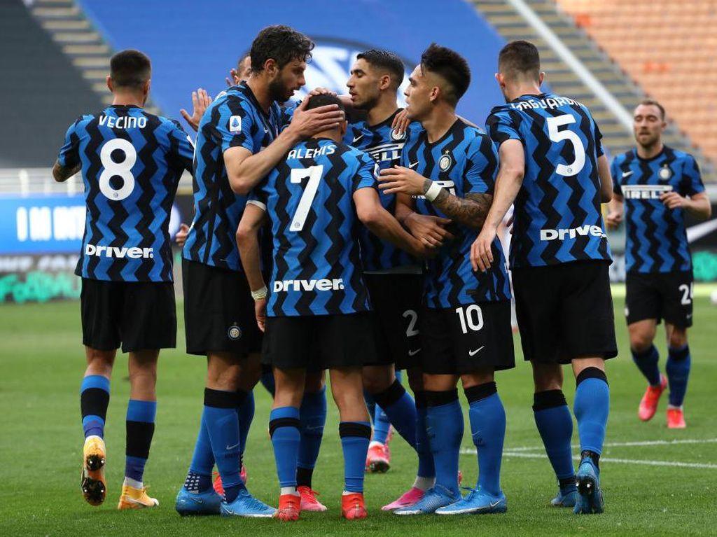Inter Milan Tak Akan Paksa Pemain Relakan Dua Bulan Gaji