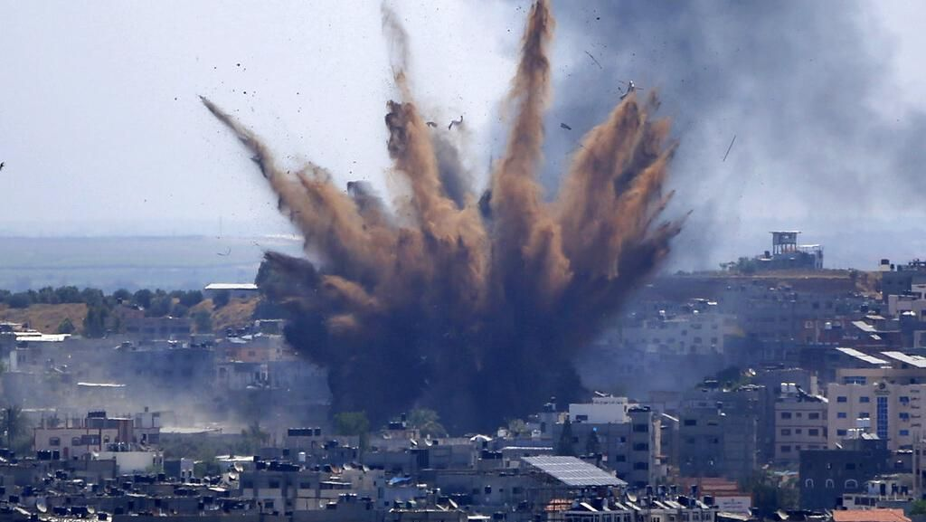 Israel Terus Lancarkan Serangan Udara ke Gaza