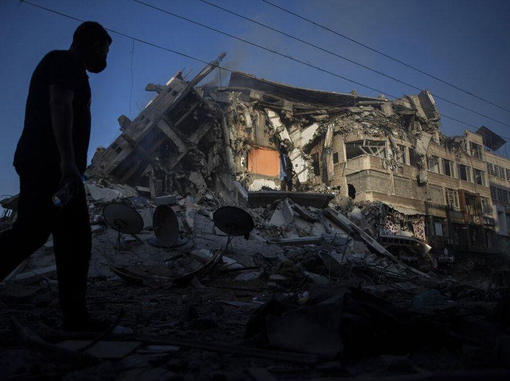 Israel Serang Warga Sipil yang Tengah Tidur