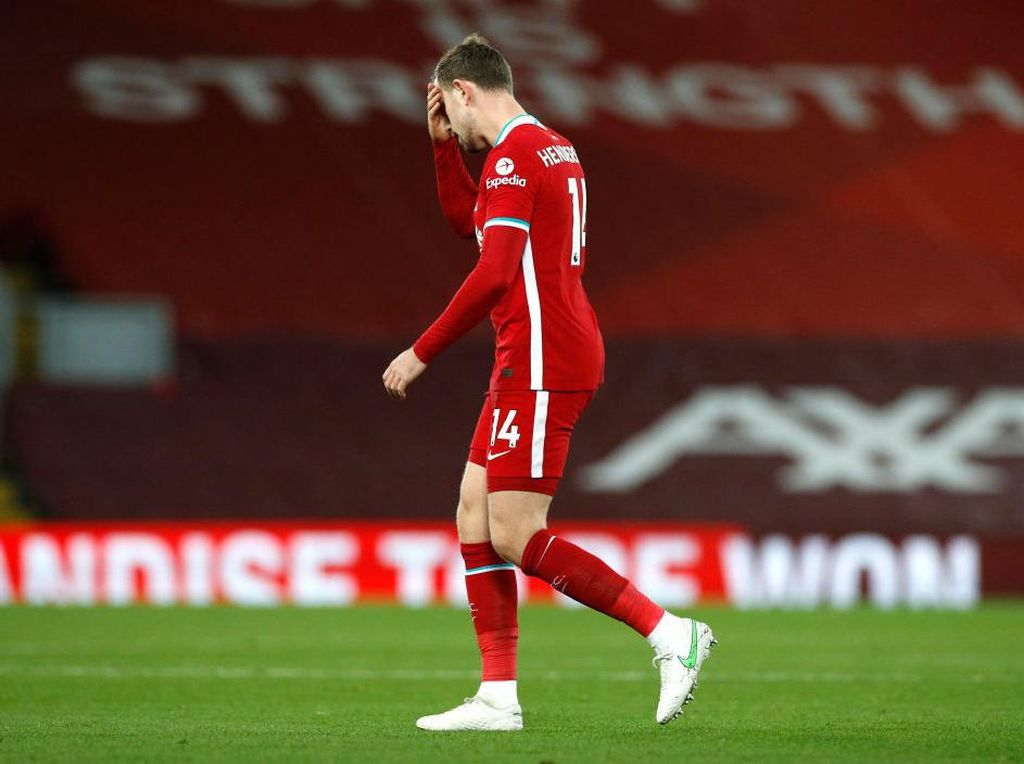 Musim Henderson Selesai, tapi Masih Berpeluang ke Euro 2020