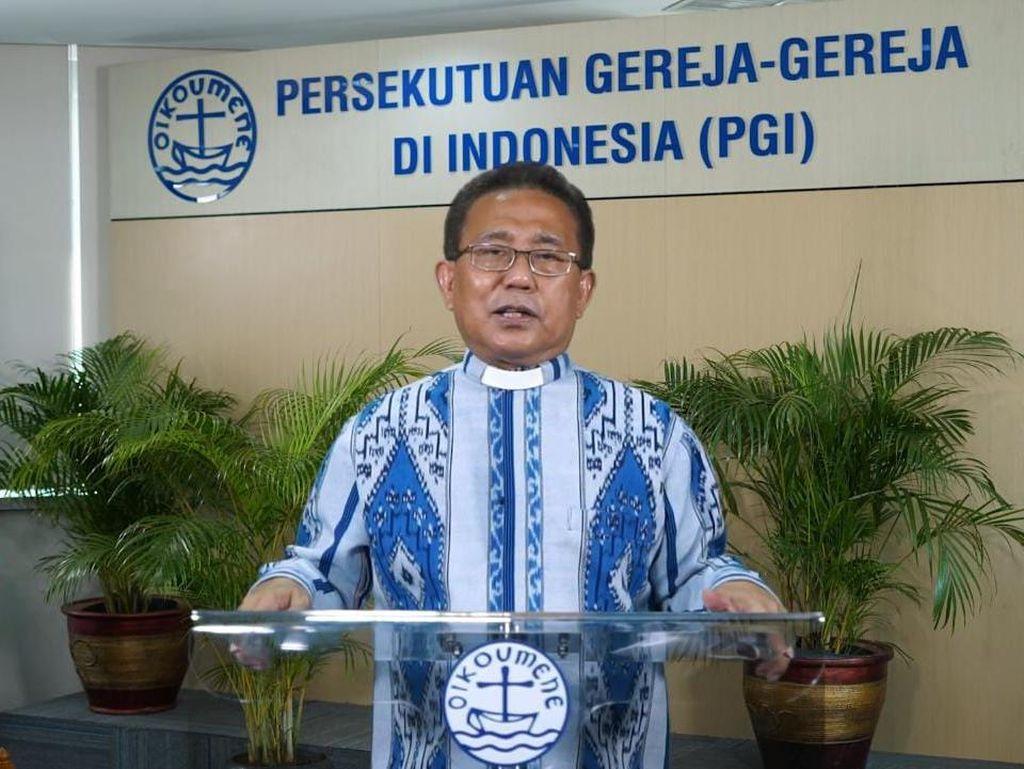 PGI Soroti Perjanjian Tokoh Agama Usai Viral Gereja Beratap Terpal di Aceh