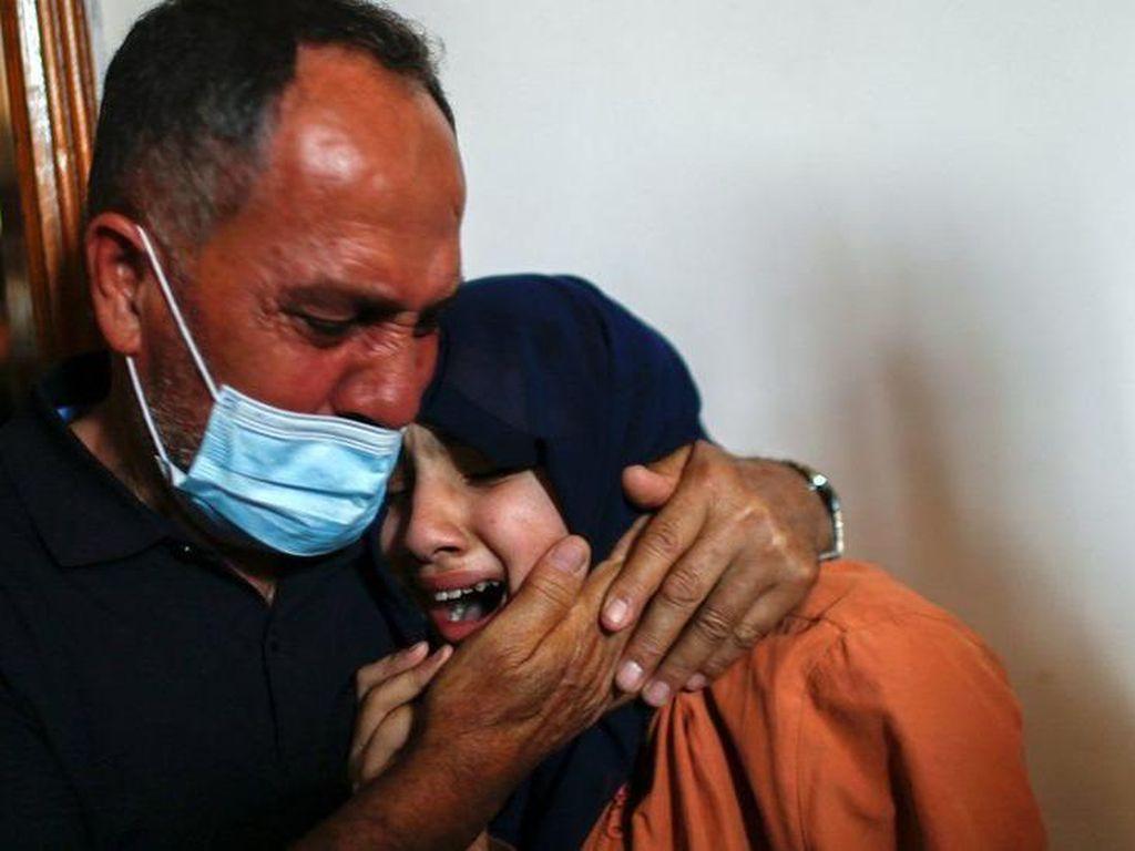 WNI di Gaza: Tak Ada Tempat Berlindung, Korban Dilarikan ke RS Indonesia