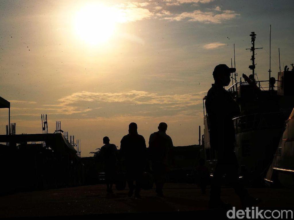 Perusahaan Logistik dan Pelabuhan Keroyokan Jamin Pasokan Pangan Aman