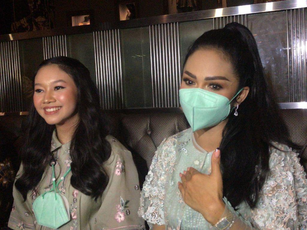 Krisdayanti Terpukau Bakat Penyanyi Muda, Berharap Bisa Jadi Teman Duet
