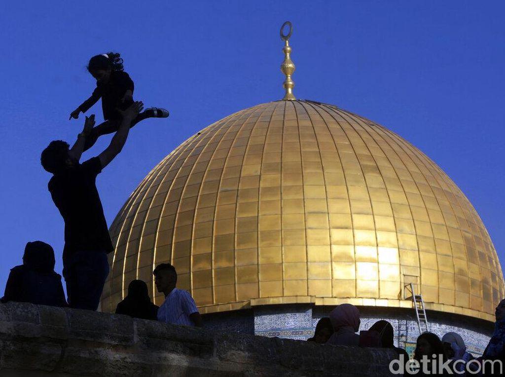 Sejarah Israel Serang Palestina dan Pujian Netizen India