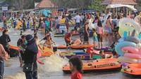 Begini Ramainya Tempat Wisata di Aceh-Donggala Saat Libur Lebaran
