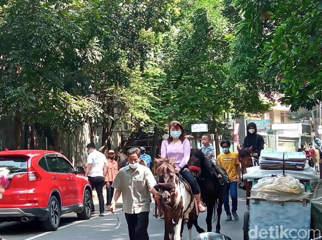 Mau Berkuda di Tengah Kota Bandung, Bisa!