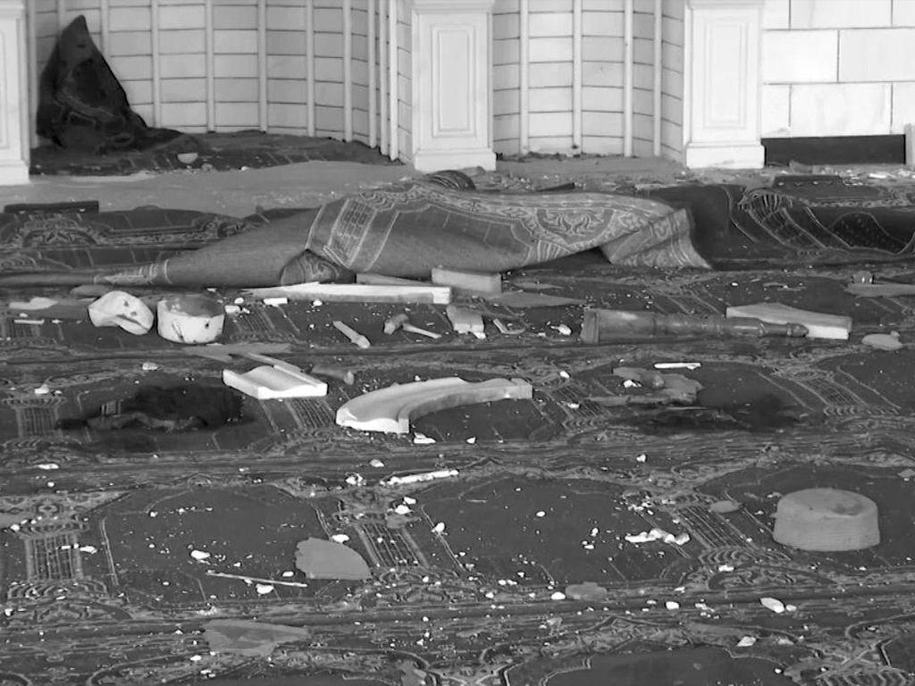 ISIS Klaim Lakukan Serangan Bom di Masjid Afghanistan