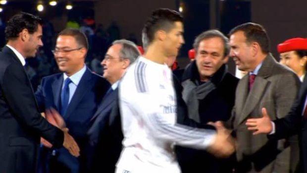 Cristiano Ronaldo, Israel