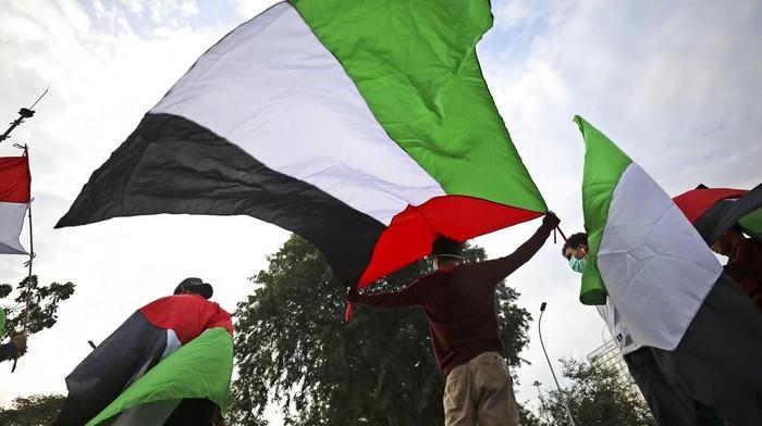 Dukungan Warga Dunia untuk Palestina