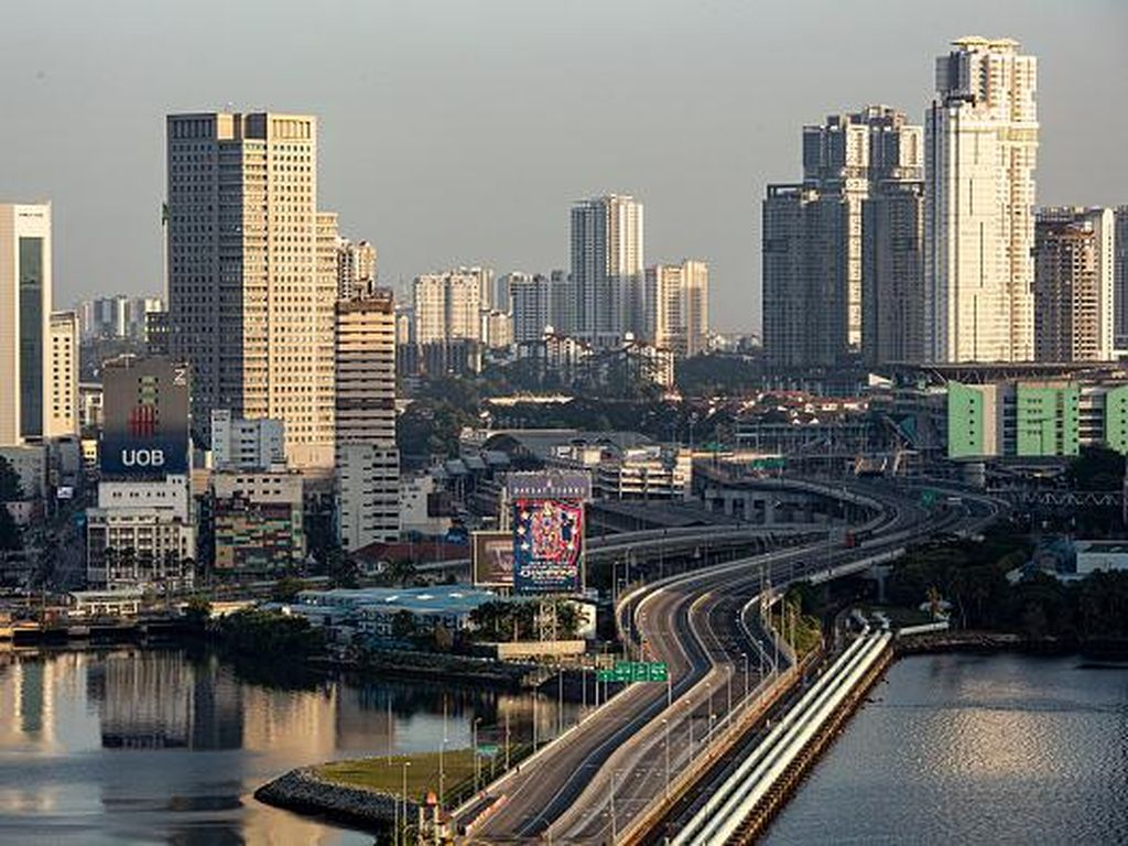 Motor Tua Bakal Dilarang Melintas di Jalanan Singapura