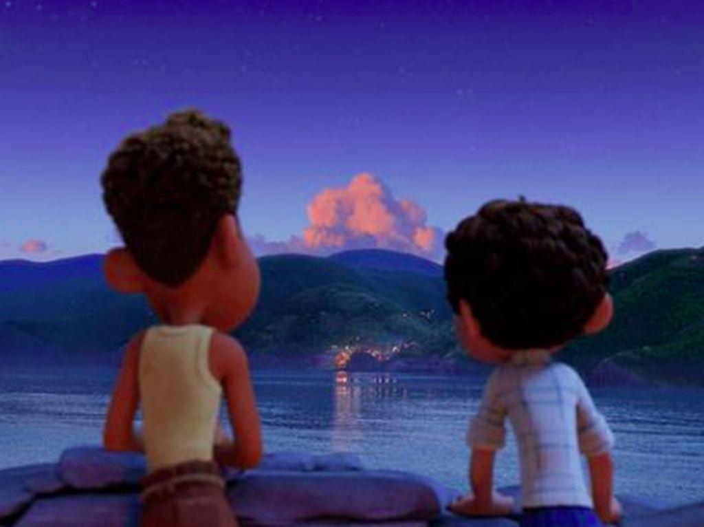 Beda Luca dari Animasi Pixar Lain