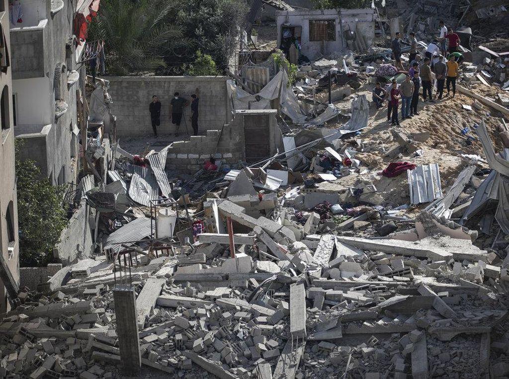 Paus Fransiskus Kutuk Pertempuran Israel dan Hamas di Gaza