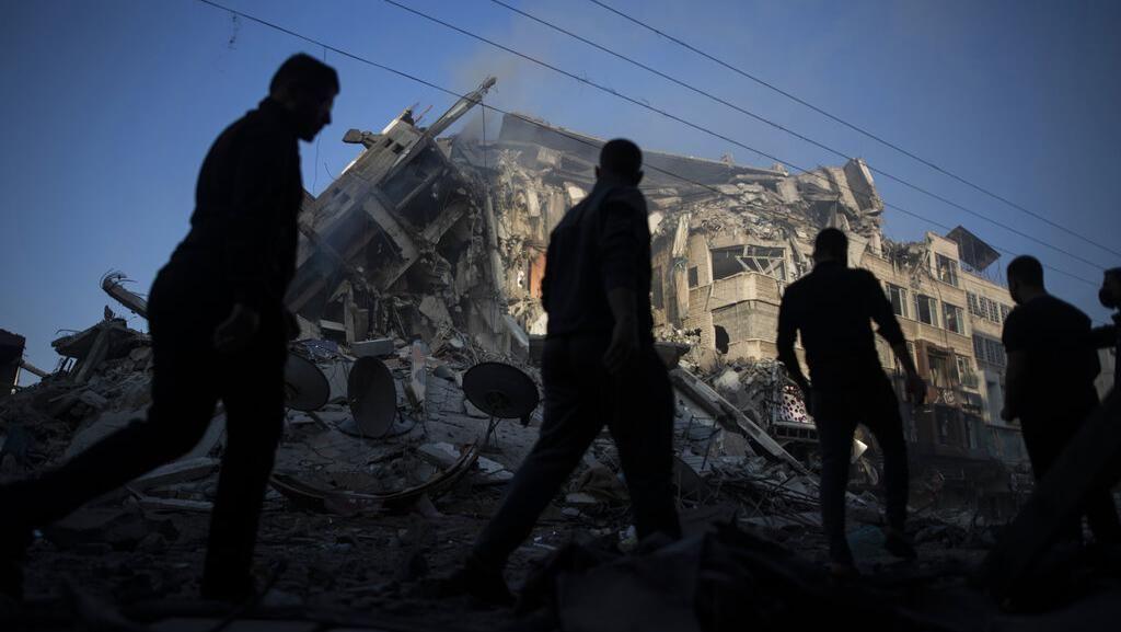 Mencekam! 103 Warga Palestina Tewas Akibat Gempuran Israel