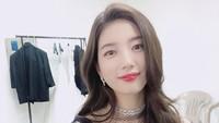 Gaya 10 Artis Korea di Baeksang Award 2021, Suzy Hingga Kim Soo Hyun