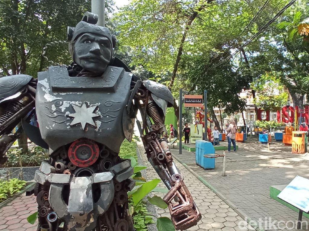 Taman-taman Kota Bandung Ini Bikin Libur Lebaran Lebih Leluasa