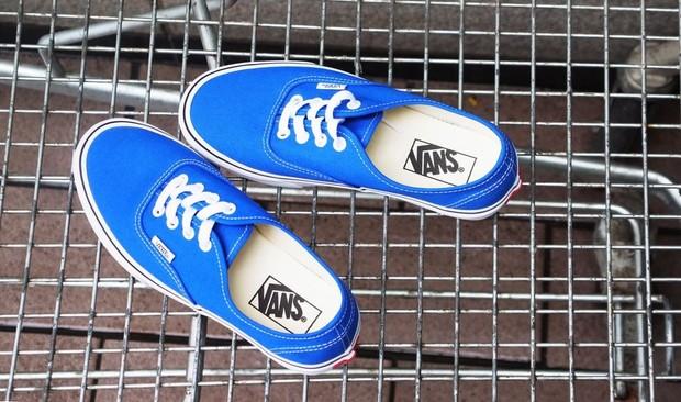 Vans Authentic/instagram.com/vans.indo