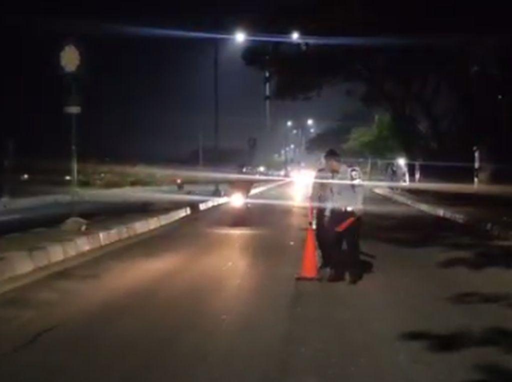 Arus Balik Mudik, Jalur Pantura Arah Jakarta Lancar Malam Ini
