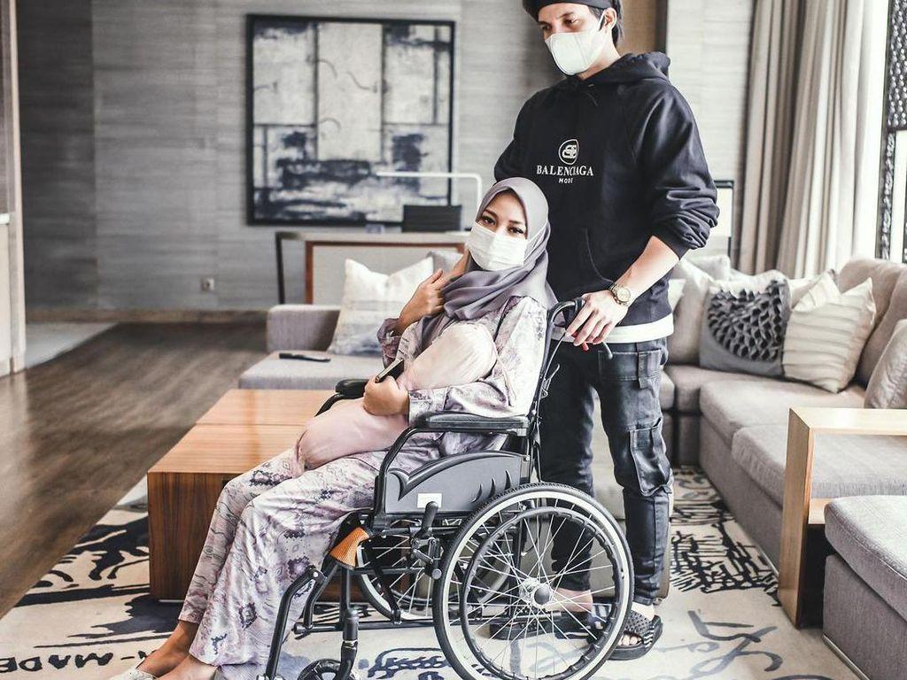 Tentang Penyakit Ain yang Disebut Netizen dalam Postingan Aurel Keguguran