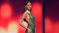 10 Penampilan Cantik Ayu Maulida di Miss Universe 2020 dengan Bikini & Gaun
