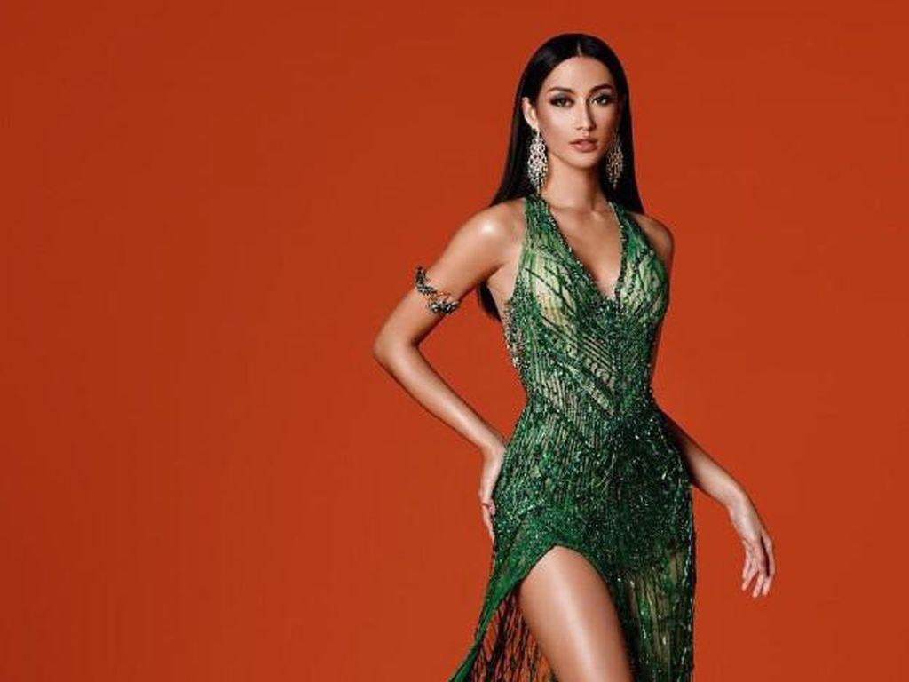 Wakil Indonesia Tak Masuk Top 10 Miss Universe 2020